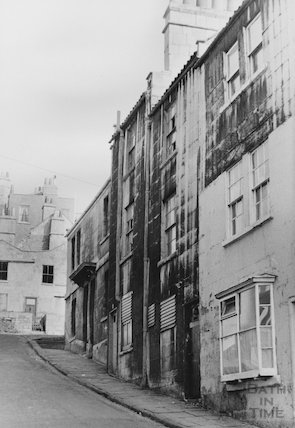 Ballance Street, numbers 32-38, 1968