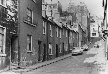 Ballance Street, 1968