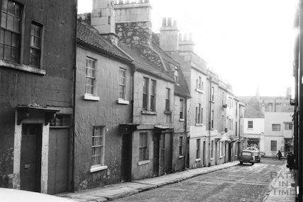 Ballance Street, 1966