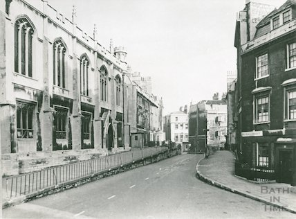 Christ Church, Julian Road (looking east)