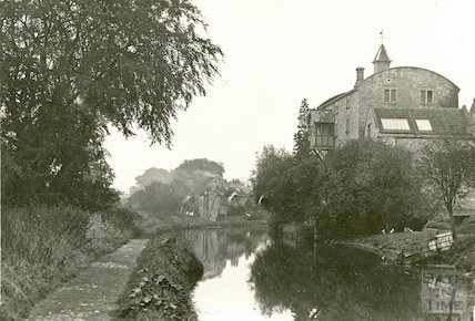 Harbutt's factory, Bathampton c.1930