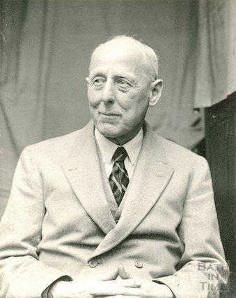 Portrait of an unidentified gentleman, c.1930s?