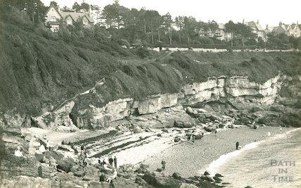 Lady Bay, Clevedon, c.1930s