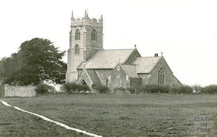 St Andrew's church, Ansford, near Castle Cary, c.1920s