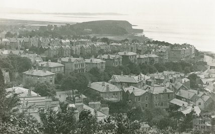 View of Clevedon, c.1920s