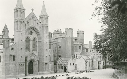 Buckfast Abbey, Devon, c.1920s