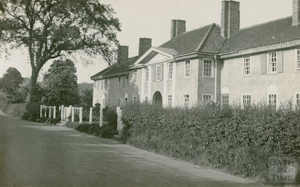 Unidentified houses, c.1930s