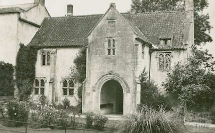 Congresbury Vicarage, c.1910s