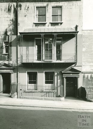 No 2 Upper Church Street, Bath, c.1960s