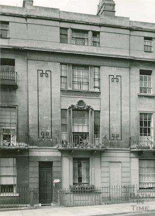 No 9 Cleveland Place, c.1960s