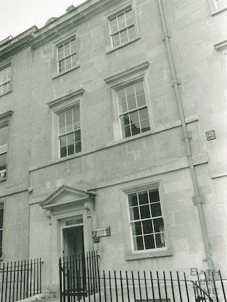 23 Gay Street, July 1991