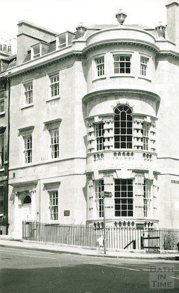 41 Gay Street, Bath, c.1950s?
