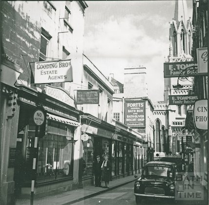 Green Street shops, c.1950s