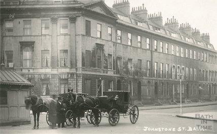 View of Johnstone Street, c.1920