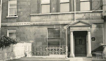 No 21 Kensington Place next to Percy Place, London Road, c.1915