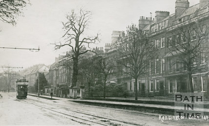 Kensington Place, London Road, c.1915