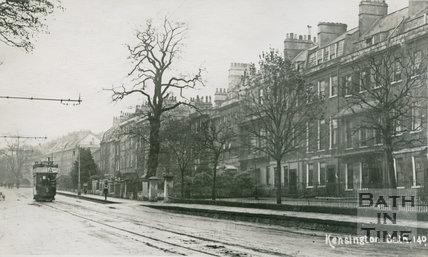 Kensington Place, London Road, c.1915