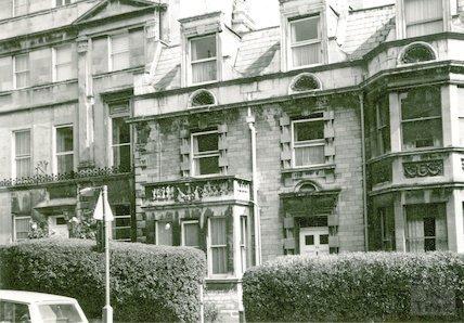 No.36 Lansdown Road, Bath, c.1970s?
