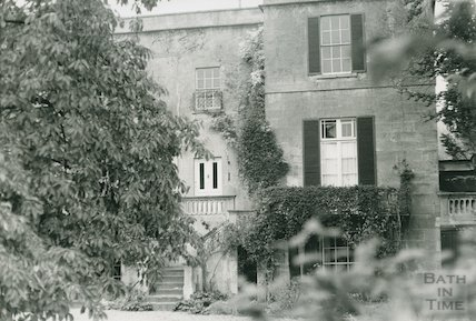 Milford House, Lansdown Road, Bath, 1969
