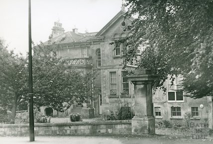 Lansdown House, Lansdown Road, Bath, 1969