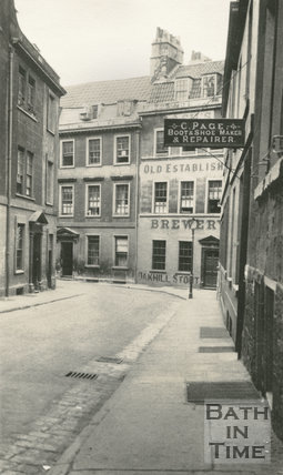 Old Orchard St. from Pierrepont Place, c.1910