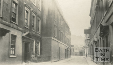 Old Orchard Street looking towards Henry Street, c.1915