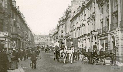 Milsom Street, c.1900