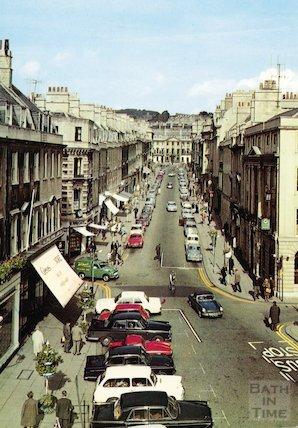 Milsom Street, c.1960s