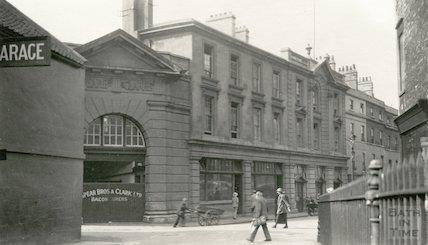 New Orchard Street view, Bath, c.1915
