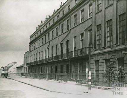 Nelson Place West, c.1940s