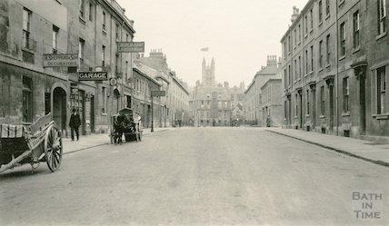 Newark Street, General View, 1912