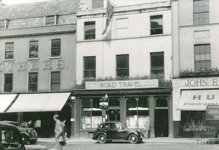 Northgate Street shops, c.1946