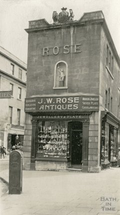 Old Bond Street from Milsom Street, c.1915