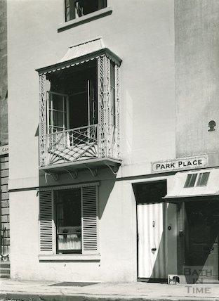 Park Place, off Cavendish Road, c.1960s