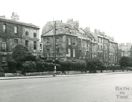Percy Place, London Road, c.1940s