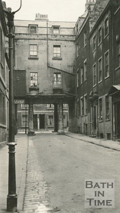 Pierrepont Place, General view, c.1930s