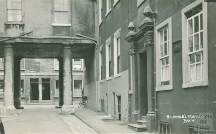 Linley House, No 2 Pierrepont Place, c.1930