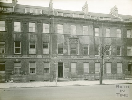Nos 33 & 35 Great Pulteney Street,  c.1920s
