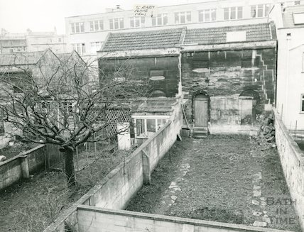 5 Raby Place Mews, Bathwick, 22 Feb, 1982