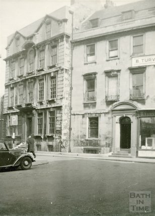 3 & 4, St. James's Street (South), Bath c.1950