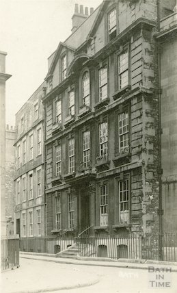 3, St. James's Street (South), Bath c.1930