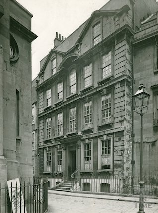 3 St James Street South, from the corner of New Orchard Street 1938