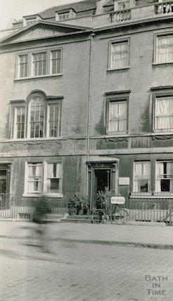 Nos. 1&2 Seymour Street, opposite Green Park Station, c.1915