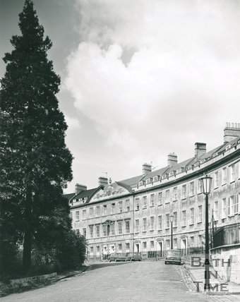 Somerset Place, 1975/6