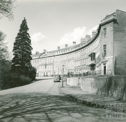 Somerset Place, c.1960s