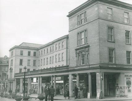 Arlington House, Stall Street, 1968