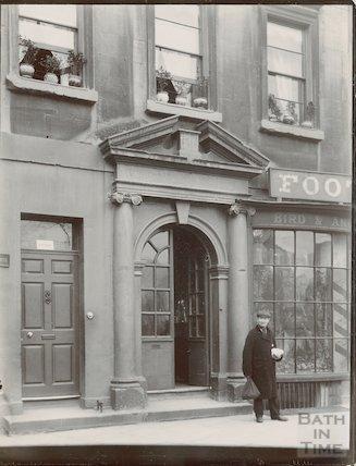 2, Terrace Walk, Bath c.1903