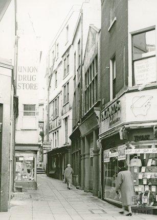 Union Passage, c.1960s