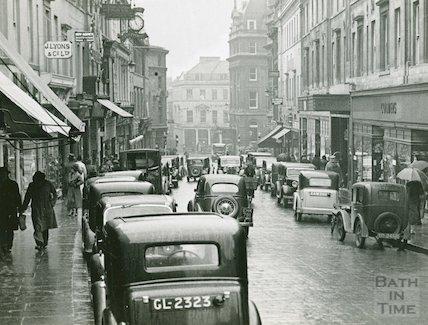 Union Street, Wednesday 11.25 am, c.1936