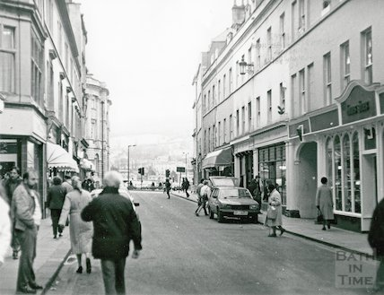 Cheap Street, 1986